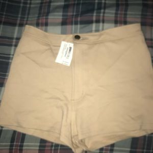 American apparel shorts size large for women
